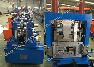 China Interchangeable C & Z Purlin Forming Machine supplier