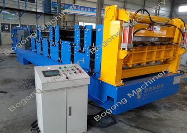 Corrugated Roof Custom Roll Forming Machine