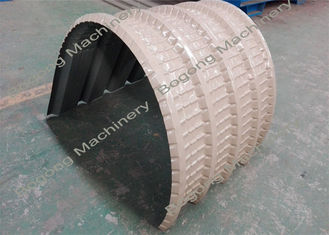 China Hydraulic Hose Sheet Metal Crimper , Roofing Panel Metal Crimper Machine supplier