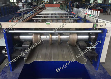 M Shape Sigma Highway Guardrail Roll Forming Machine 0 - 20m / Min Forming Speed