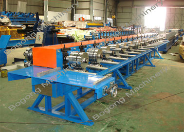 Standing Seam Roof Panel Roll Forming Machine Tapered Sheet Heavy Duty