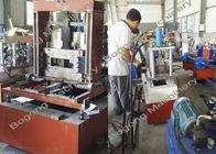 Solar Panel / Cable Tray Roll Forming Machine , Steel Frame Roll Forming Machine