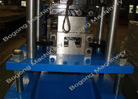 Metal Keel Hat Highway Guardrail Roll Forming Machine 4KW Driving Motor