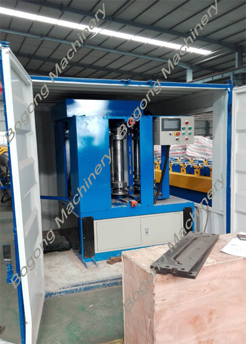 Portable Smooth Sheet Metal Bending Machine , Auxiliary
